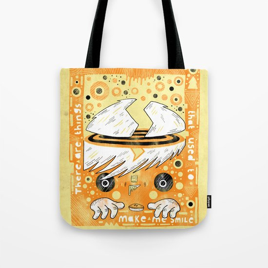 Fat Berts window Tote Bag
