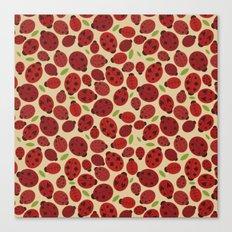 Ladybird Ladybird Canvas Print