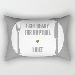 rapture-ready Rectangular Pillow