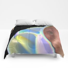 Flying Cup and Saucer Comforters