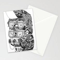 hipster Stationery Cards
