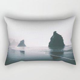 Ruby Beach Rectangular Pillow