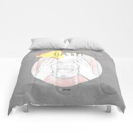 Gasp! Comforters