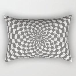 arte óptico 4 Rectangular Pillow