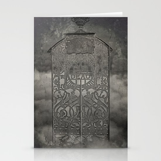 OurDead Stationery Cards