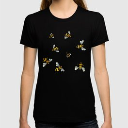 Just Some Beez A - White T-shirt