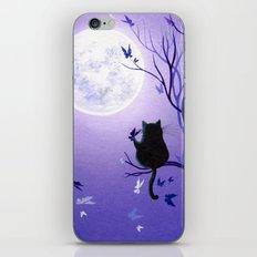 Butterfly Swirl iPhone & iPod Skin