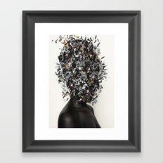 Primitivism / Abundance Framed Art Print