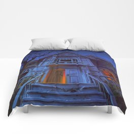 Welcome to Dead House Comforters
