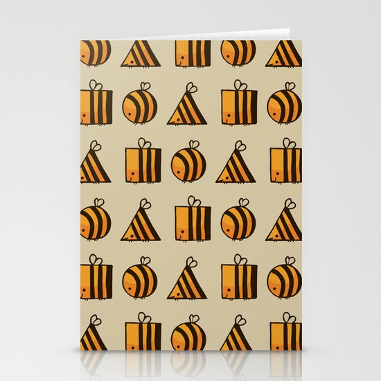 BEE DIFFERENT Stationery Cards
