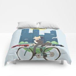 Tour de Finance Comforters