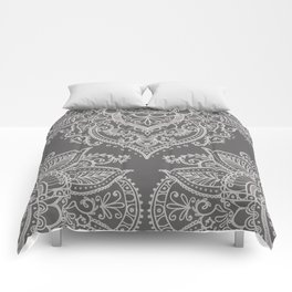 BOHO ORNAMENT 1C Comforters
