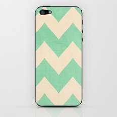 Malibu - Chevron iPhone & iPod Skin