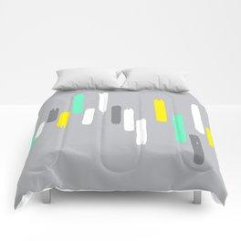 neon stumps Comforters