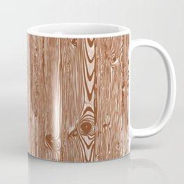 c13D Woodgrain Coffee Mug