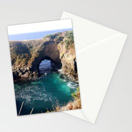 Mendocino - Sea Arch Stationery Cards