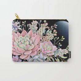 succulent fullmoon 6 Carry-All Pouch