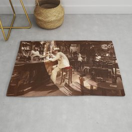 In Through the Out Door Led (Remastered) by Zeppelin Rug
