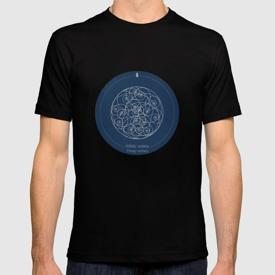 Doctor Who: Wibbly Wobbly T-shirt