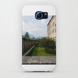 View Atop of Castello del Buonconsiglio iPhone Case