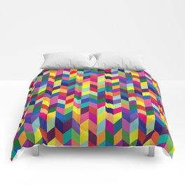 Geometric Pattern #1 Comforters