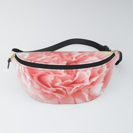 Pink Carnation Admiration - Lovely Flower Fanny Pack