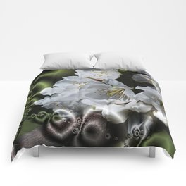 apple blossom pattern Comforters