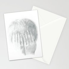 You Can't See Me Stationery Cards