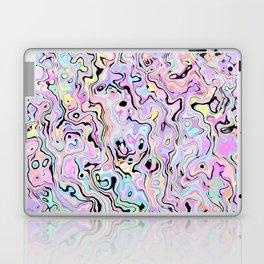 Marbled Pastel Laptop & iPad Skin