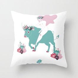 Signos del Zodiaco Throw Pillow