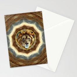 LION - Aslan Stationery Cards