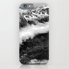 View from Mont Blanc of Chamonix, France. iPhone 6s Slim Case