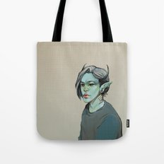 Monster #2 Tote Bag