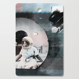 No Mammies on Saturn Cutting Board
