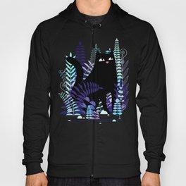 The Ferns (Black Cat Version) Hoody