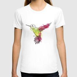 Flying colibri T-shirt