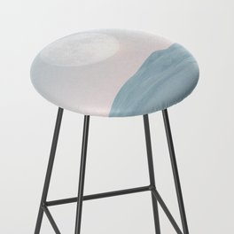 Pastel desert II Bar Stool