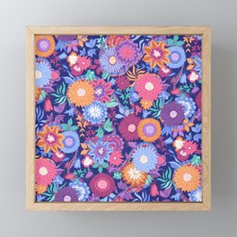 Avalon Garden Framed Mini Art Print