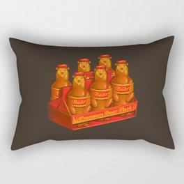 Pack of Bears Rectangular Pillow