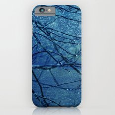 Rainy Day Blues iPhone 6 Slim Case