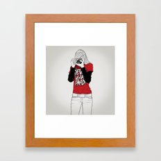 PRINT Nº026 Framed Art Print