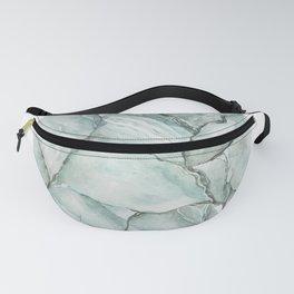 Aquamarine Stone Fanny Pack