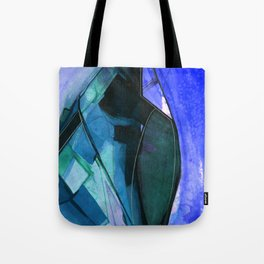 Abstraction 317I by Kathy Morton Stanion Tote Bag