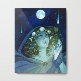 Celestial Gift Metal Print