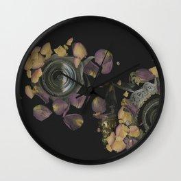 Bottoms Wall Clock