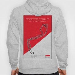 Monte Carlo, Monaco, Racetrack Hoody