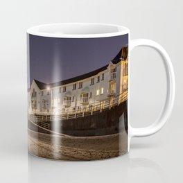 Swansea Marina apartments Coffee Mug