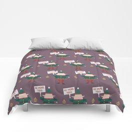 Little Helpers on Strike (Patterns Please) Comforters