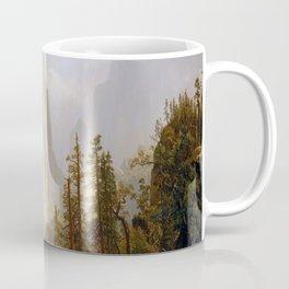 Albert Bierstadt Yosemite Valley Coffee Mug