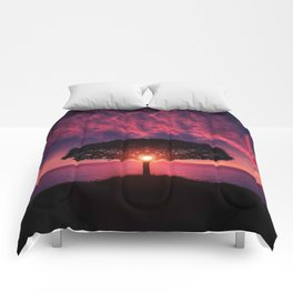 Sunset of Life Comforters
